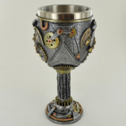 Steampunk Dragon Goblet | BonneBombe